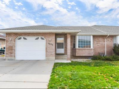 Spanish Fork Single Family Home For Sale: 1022 E Center St
