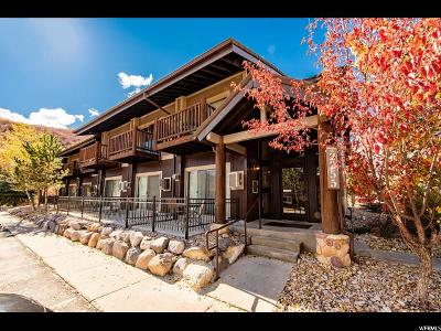 Park City Condo For Sale: 2255 Sidewinder Dr #603