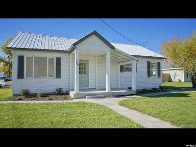Provo UT Single Family Home For Sale: $224,900