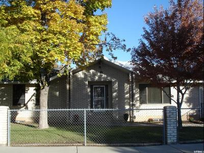 Orem Single Family Home For Sale: 1362 N 600 W