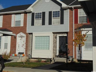 Townhouse For Sale: 176 N 1120 E