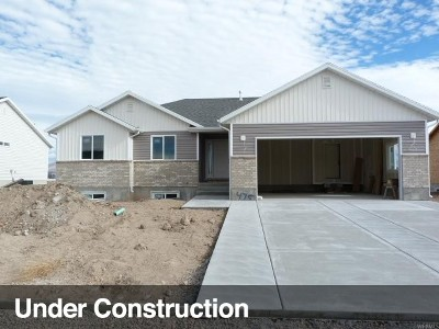 Tremonton Single Family Home For Sale: 408 S 400 W