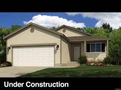 Grantsville Single Family Home For Sale: 287 E Cherry St S #105
