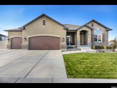 Stansbury Park Single Family Home For Sale: 5477 N Lanyard Ln