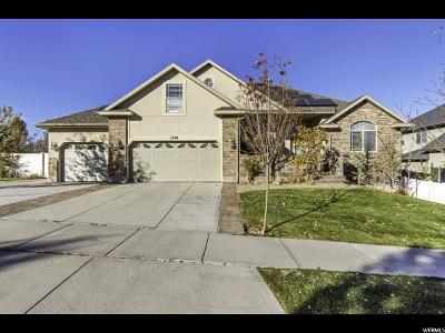 Herriman Single Family Home For Sale: 5704 W Muirwood Dr