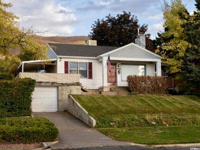Salt Lake City Single Family Home For Sale: 2003 S 2600 E