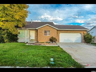 Pleasant Grove Single Family Home For Sale: 888 N 1010 W