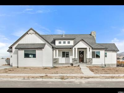 Lehi Single Family Home For Sale: 1502 W 400 N