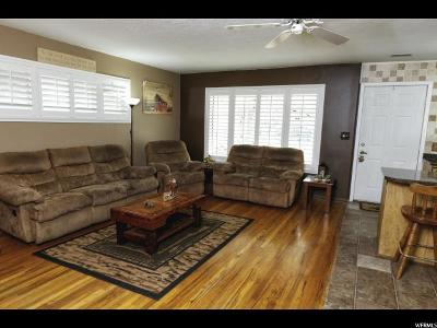Magna Single Family Home For Sale: 8628 W Helen Dr