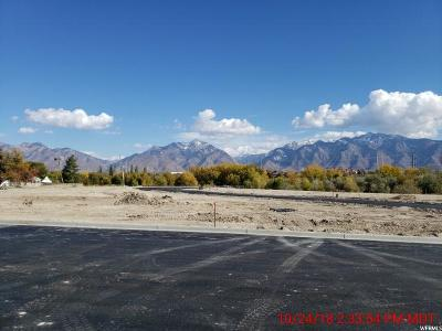South Jordan Residential Lots & Land For Sale: 988 W West Water Trail Cv S