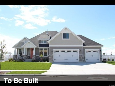 Springville Single Family Home For Sale: 1923 E 475 S #15