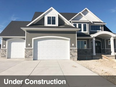 Lehi Single Family Home For Sale: 2778 W 275 N