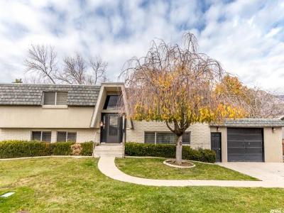 Orem Single Family Home For Sale: 659 E 660 N