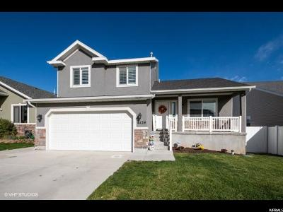 West Valley City Single Family Home For Sale: 6124 W Autumn Vistas Dr