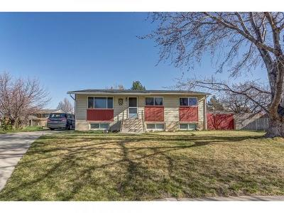 Lehi Single Family Home For Sale: 454 W 1800 N