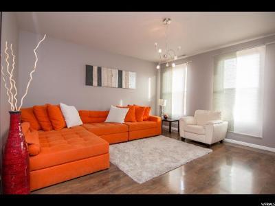 South Jordan Townhouse For Sale: 4552 W 11800 St S