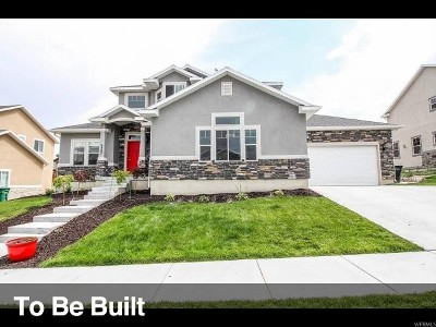 Orem Single Family Home For Sale: 1774 N Heather Ln