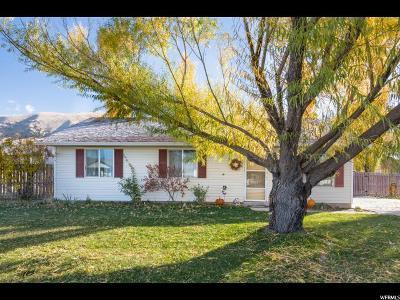 Hyrum Single Family Home For Sale: 101 S 1100 E