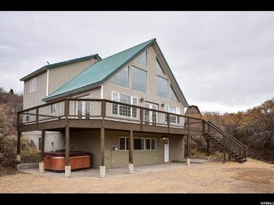 Wasatch County Single Family Home For Sale: 1719 Clyde Lake Dr