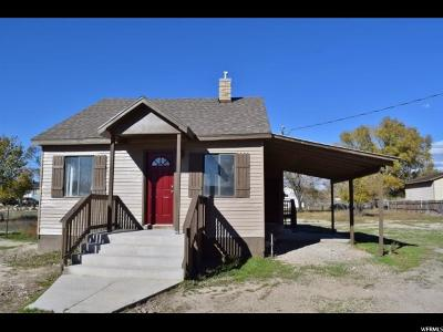 Carbon County Single Family Home For Sale: 150 W 300 S