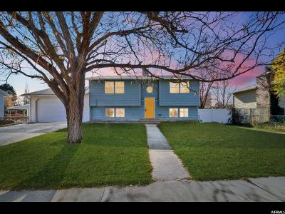 Provo UT Single Family Home For Sale: $279,900