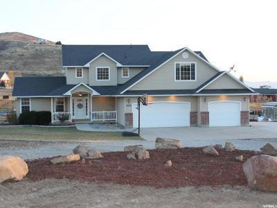 Preston Single Family Home For Sale: 2838 E Marion Dr