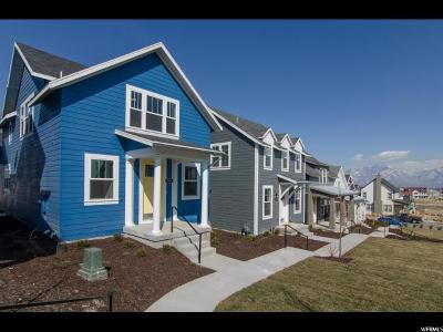 South Jordan Single Family Home For Sale: 10612 Beach Comber Way S #115