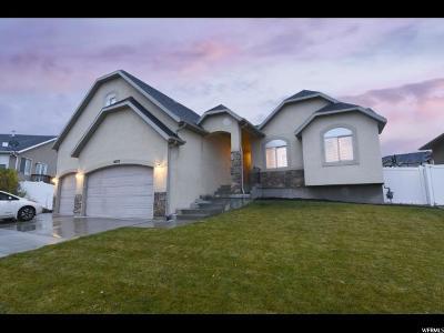 Herriman Single Family Home For Sale: 14278 S Morning Light Dr W