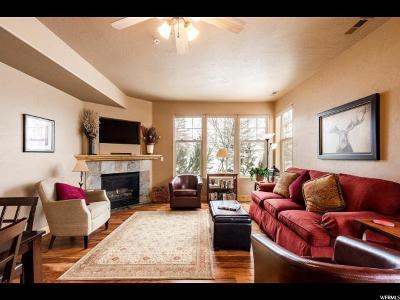 Park City Townhouse For Sale: 5975 N Fox Point Cir #B2