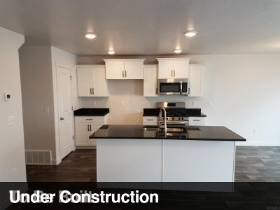 Herriman Townhouse For Sale: 14923 S Messi St #213