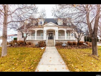 Provo Single Family Home For Sale: 4082 N Cove Ln