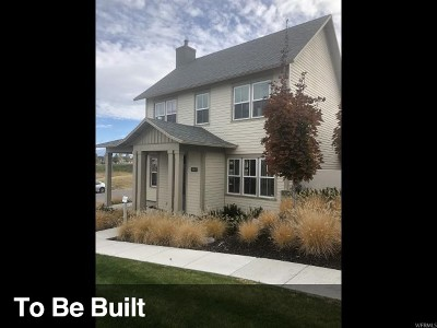 South Jordan Single Family Home For Sale: 10829 S Beach Comber Way #224