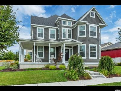 South Jordan Single Family Home For Sale: 4577 W Chenango