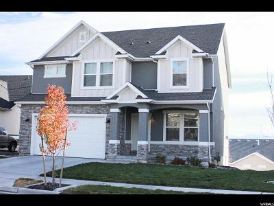 Lehi Single Family Home For Sale: 835 W Spring Dew Ln
