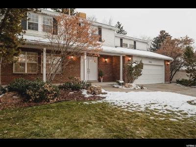 Sandy UT Single Family Home For Sale: $559,000