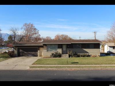 Logan Single Family Home For Sale: 787 N 200 W