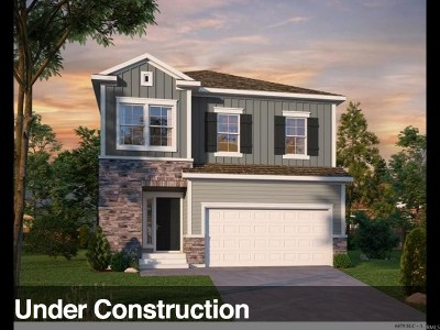 Lehi Single Family Home For Sale: 2492 N Wister Ln W
