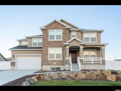 Herriman Single Family Home For Sale: 13686 S Black Hoof Cir