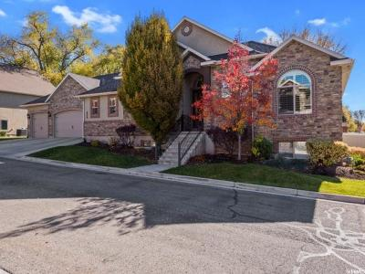 Murray Single Family Home For Sale: 606 E Kirstys Ln
