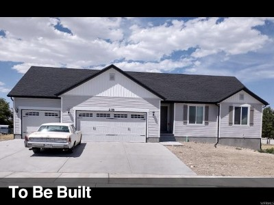 Grantsville Single Family Home For Sale: 430 S Hinckley Rd W #315