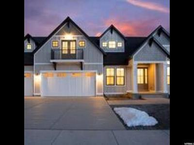 American Fork Single Family Home For Sale: 1046 N 1050 E #36