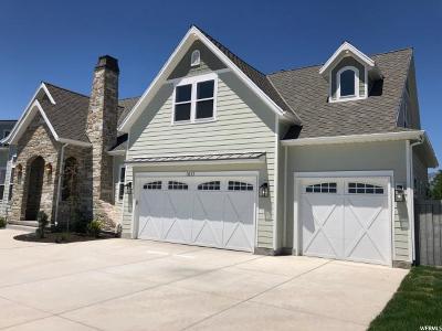 American Fork Single Family Home For Sale: 1017 E 1060 N