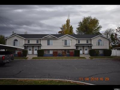 Spanish Fork Multi Family Home For Sale: 338 E 1000 N