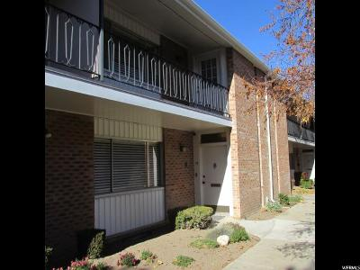 Murray Condo For Sale: 720 Three Fountains Dr #78