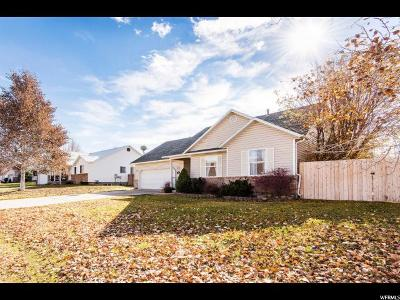 Wasatch County Single Family Home For Sale: 756 E 110 N