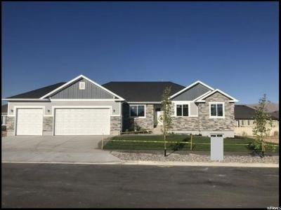 Payson Single Family Home For Sale: 537 N 100 W