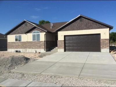 Tremonton Single Family Home For Sale: 394 S 500 W