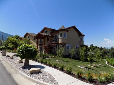 Cottonwood Heights Single Family Home For Sale: 8504 S Kings Hill Dr