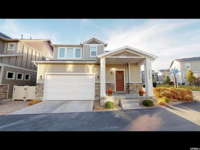 Herriman Single Family Home For Sale: 13078 S Shady Elm Ct