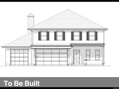 Springville Single Family Home For Sale: 33 N 800 W